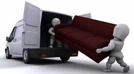 Man&van furniture removals service from 15£