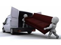 Man& van furniture removals from 12£ HOUSE/ GARAGE CLEARANCE from 25£