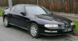 Honda prelude WANTED!!!!