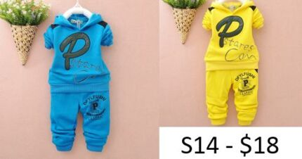 Kids Fashion Winter Long Sleeve Clothing Set Thornlie Gosnells Area Preview