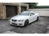 BMW M3 2010 61 Plate Immaculate Showroom Condition LOW MILEAGE