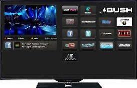 Bush 42inch ELED42240FHDCNTD3D-Freeview-HD-Smart-LED-TV