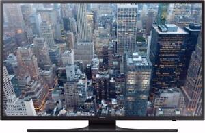 "TRADE & SAVE SALE - SAMSUNG 50"" 4K UHD SMART TV, 1 YEAR WARRANTY - OPENBOX SUNRIDGE"