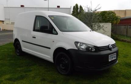 '12 Volkswagen Caddy Diesel Van with NO DEPOSIT FINANCE!* O'Connor Fremantle Area Preview