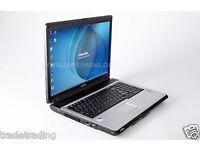 FAST CHEAP WINDOWS 7 LAPTOP TOSHIBA R INTEL CORE2 2GB RAM 160GB HDD