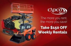 Online Equipment Rental Company