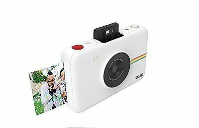 Polaroid Snap Instant Print Digital Camera White NEWPOLSP01W
