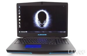"""ALIENWARE 17 17.3"""" GAMING LAPTOP Attwood Hume Area Preview"""