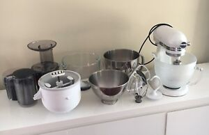 KitchenAid Mixer with Accessories and Attachments Langwarrin Frankston Area Preview