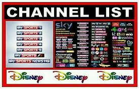 Openbox V9S/zgemma/skybox ALL CHANNELS wifi and satellite needed over 900 channels