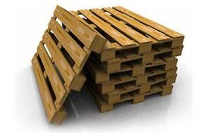 FREE Wood Pallets-Skids