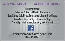 Gumtree /eBay , delivery service and rubbish removal Werribee Wyndham Area Preview