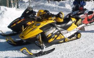 2006 Ski-Doo MXZ Adrenalin 800 P-Tek