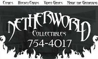 Nether World Collectibles - Video Games