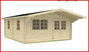 304 sq/ft  Bunkie / Cabin  Hunt Camp  LOG KITS SPECIALS in stock
