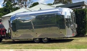 Retro style mobile food van/food truck Toowoomba Toowoomba City Preview