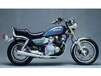 Suzuki GS 650 / Honda CB 650 / Honda CX 500 WANTED.