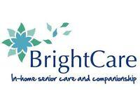 Part Time Care Supervisor Dunbartonshire office (Bearsden)