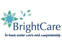 Weekend Companion Care Workers Edinburgh area