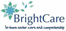 Experienced Live-in Carer required in Edinburgh - 1 Week ON / 1 Week OFF - £94.80 per day