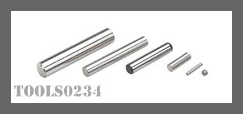 "Steel Dowel Pins 5/16"" Diameter Dowel Rod - All Lengths & Qtys"