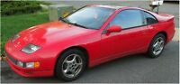 Wanted Nissan 300zx z32 non turbo 5spd