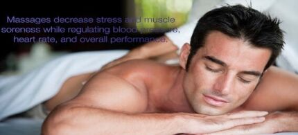 Relaxing Oil Massage for Male