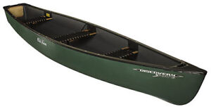 Looking for square stern canoe, will pay cash, or trade