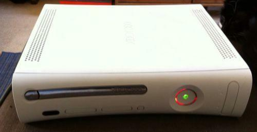 Xbox 360 Red Ring Of Death Ebay