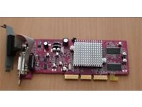 ATI 128Mb Radeon 9200 R92LE-C3S AGP Graphics Card Small Form Factor