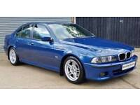 BMW STYLE 66 ALLOYS E39 MSPORT ( 530D 525D 520 5X120 )
