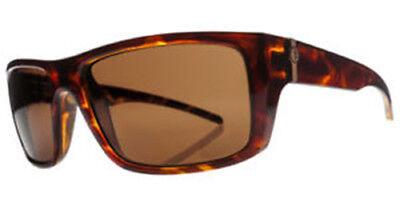 Electric Visual Sixer Gloss Tortoise / OHM Bronze Sunglasses