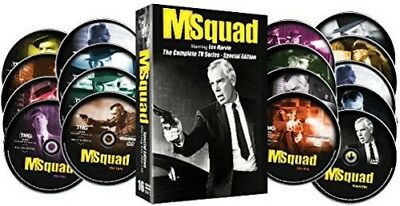 M Squad: The Complete Series [New DVD] Boxed Set, Full Frame, Special Edition