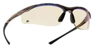 Bolle Safety 40047 Contour Safety Glasses With Indooroutdoor Scratch-resistant