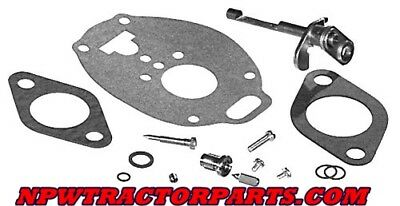 International Harvester Carburetor Repair Kit H Hv O4 Os4 W4 Tractor