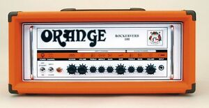 Orange Rockerverb 100