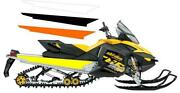Ski Doo Summit Decals