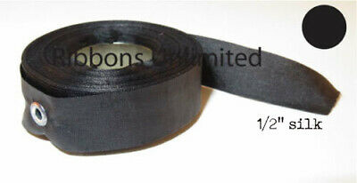 Compatible Replacement Black Ribbon - Compatible with 1/2