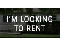 LOOKING for a 1 bedroom apartment/house in Leeds to rent for a couple months