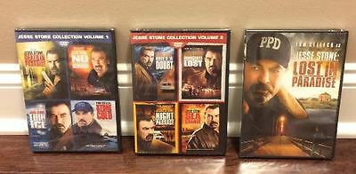 Jesse Stone  Complete Dvd Collection All 9 Movies New   Free 1St Class Shipping