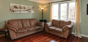 Couches - set of 2