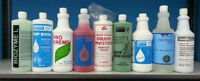 CHEMICALS FOR ALL YOUR CLEANING NEED !