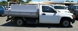 2008 Holden Colorado RC DX White 5 Speed Manual Cab Chassis Bellevue Swan Area Preview