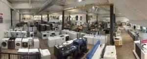 Hundreds of appliances in liquidation! And plumbing !
