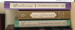 Early Richard Paul Evans novels, 2 probable first editions. Peterborough Peterborough Area image 4