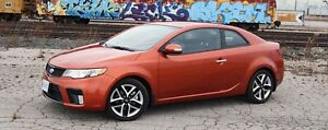 2011 Kia Forte Sx Coupe (2 door)