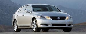 Je cherche Lexus GS 300 - GS 450H  Hybrid