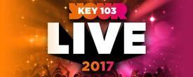 Key 103 Live @ the Manachester Arena