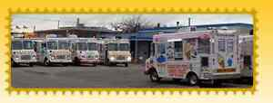 Real Ice cream Truck for the events & parties