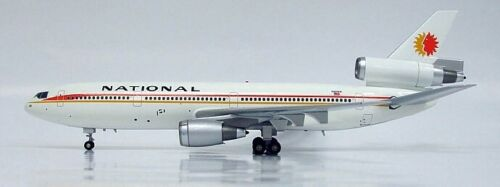 Inflight IF103037 National Airlines DC-10-30 N81NA Diecast 1/200 Model Airplane
